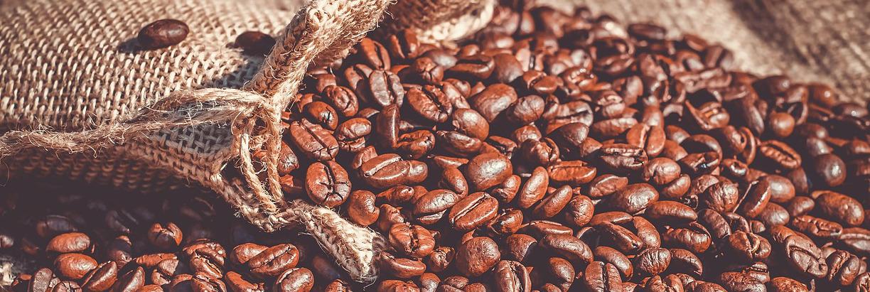 Kaffeebohnen - Ein tolles Aroma